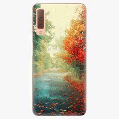 iSaprio Plastový kryt - Autumn 03 - Samsung Galaxy A7 (2018)