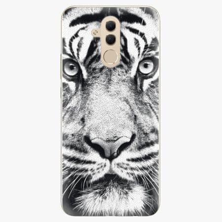 iSaprio Silikonové pouzdro - Tiger Face - Huawei Mate 20 Lite
