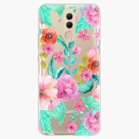 iSaprio Plastový kryt - Flower Pattern 01 - Huawei Mate 20 Lite
