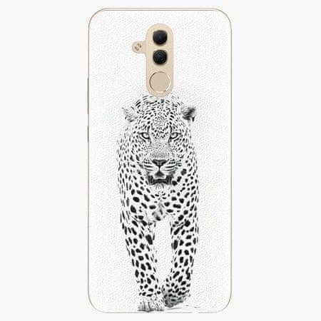 iSaprio Plastový kryt - White Jaguar - Huawei Mate 20 Lite