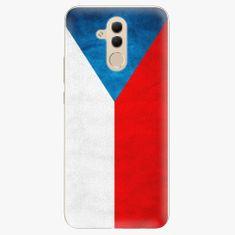 iSaprio Plastový kryt - Czech Flag - Huawei Mate 20 Lite