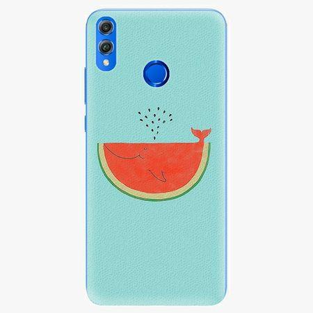 iSaprio Plastový kryt - Melon - Huawei Honor 8X