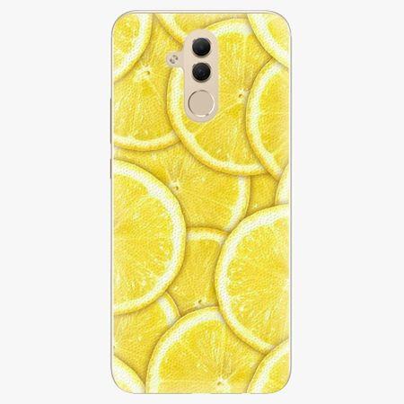 iSaprio Plastový kryt - Yellow - Huawei Mate 20 Lite