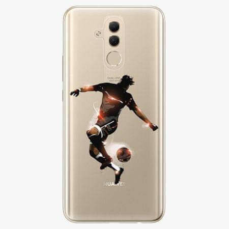 iSaprio Plastový kryt - Fotball 01 - Huawei Mate 20 Lite