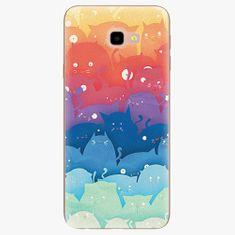 iSaprio Plastový kryt - Cats World - Samsung Galaxy J4+
