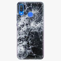 iSaprio Plastový kryt - Cracked - Huawei Y9 2019