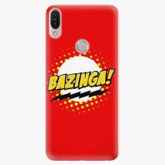 iSaprio Plastový kryt - Bazinga 01 - Asus Zenfone Max Pro ZB602KL