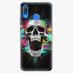 iSaprio Plastový kryt - Skull in Colors - Huawei Y9 2019