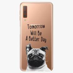 iSaprio Plastový kryt - Better Day 01 - Samsung Galaxy A7 (2018)