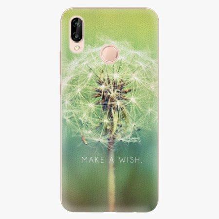 iSaprio Silikonové pouzdro - Wish - Huawei P20 Lite