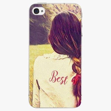 iSaprio Plastový kryt - BF Best - iPhone 4/4S