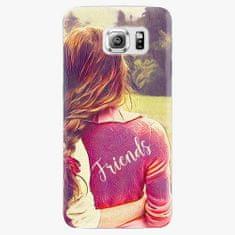 iSaprio Plastový kryt - BF Friends - Samsung Galaxy S6 Edge Plus
