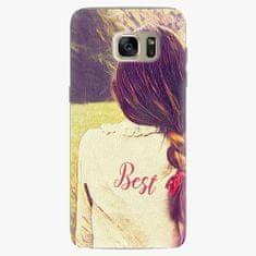 iSaprio Plastový kryt - BF Best - Samsung Galaxy S7 Edge