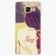 iSaprio Plastový kryt - BF Best - Samsung Galaxy A3 2016