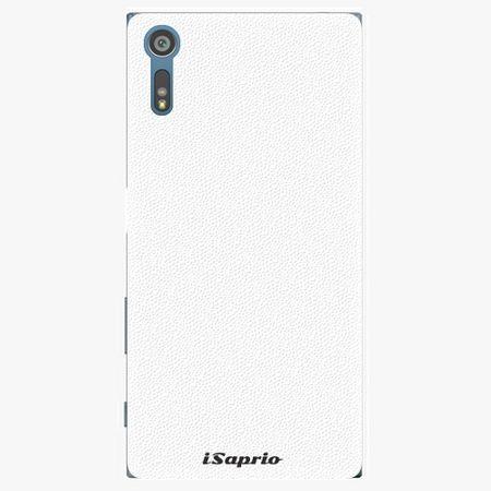 iSaprio Plastový kryt - 4Pure - bílý - Sony Xperia XZ