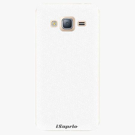 iSaprio Plastový kryt - 4Pure - bílý - Samsung Galaxy J3