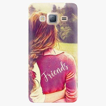 iSaprio Plastový kryt - BF Friends - Samsung Galaxy J3
