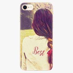 iSaprio Plastový kryt - BF Best - iPhone 8
