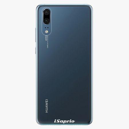 iSaprio Plastový kryt - 4Pure - průhledný matný - Huawei P20