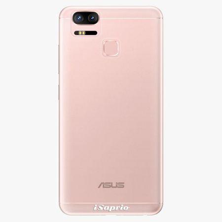 iSaprio Plastový kryt - 4Pure - průhledný matný - Asus ZenFone 3 Zoom ZE553KL