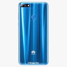 iSaprio Plastový kryt - 4Pure - průhledný matný - Huawei Y7 Prime 2018