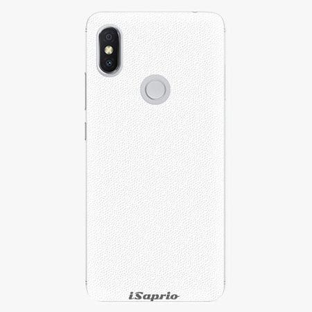 iSaprio Plastový kryt - 4Pure - bílý - Xiaomi Redmi S2