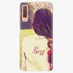 iSaprio Plastový kryt - BF Best - Samsung Galaxy A7 (2018)