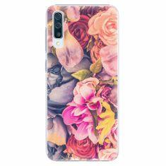 iSaprio Plastový kryt - Beauty Flowers - Samsung Galaxy A50