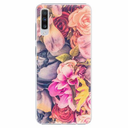 iSaprio Plastový kryt - Beauty Flowers - Samsung Galaxy A70
