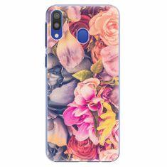 iSaprio Plastový kryt - Beauty Flowers - Samsung Galaxy M20