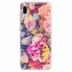 iSaprio Plastový kryt - Beauty Flowers - Samsung Galaxy A30