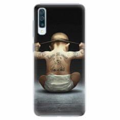 iSaprio Plastový kryt - Crazy Baby - Samsung Galaxy A50