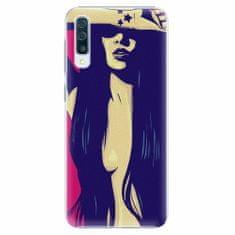 iSaprio Plastový kryt - Cartoon Girl - Samsung Galaxy A50