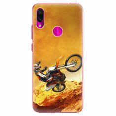 iSaprio Plastový kryt - Motocross - Xiaomi Redmi Note 7