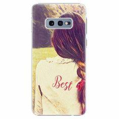 iSaprio Plastový kryt - BF Best - Samsung Galaxy S10e