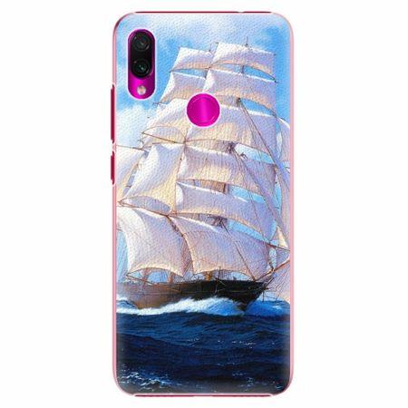 iSaprio Plastový kryt - Sailing Boat - Xiaomi Redmi Note 7
