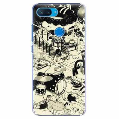 iSaprio Plastový kryt - Underground - Xiaomi Mi 8 Lite