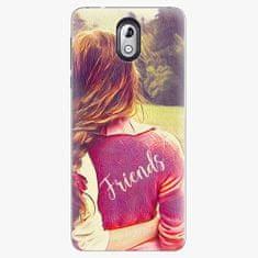 iSaprio Plastový kryt - BF Friends - Nokia 3.1