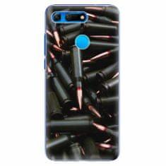 iSaprio Plastový kryt - Black Bullet - Huawei Honor View 20