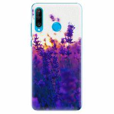 iSaprio Plastový kryt - Lavender Field - Huawei P30 Lite