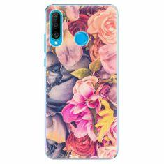 iSaprio Plastový kryt - Beauty Flowers - Huawei P30 Lite