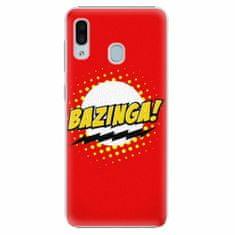 iSaprio Plastový kryt - Bazinga 01 - Samsung Galaxy A30