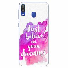 iSaprio Plastový kryt - Believe - Samsung Galaxy M20