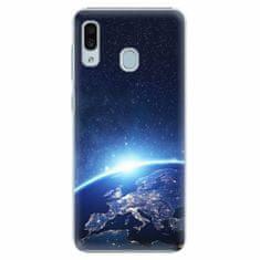 iSaprio Plastový kryt - Earth at Night - Samsung Galaxy A30