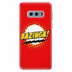 iSaprio Plastový kryt - Bazinga 01 - Samsung Galaxy S10e
