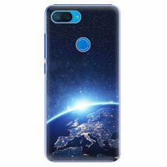 iSaprio Plastový kryt - Earth at Night - Xiaomi Mi 8 Lite