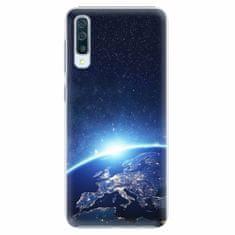 iSaprio Plastový kryt - Earth at Night - Samsung Galaxy A50