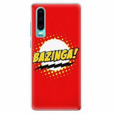 iSaprio Plastový kryt - Bazinga 01 - Huawei P30