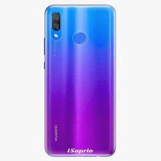 iSaprio Plastový kryt - 4Pure - průhledný matný - Huawei Y9 2019