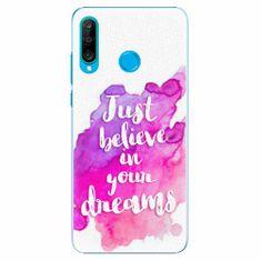 iSaprio Plastový kryt - Believe - Huawei P30 Lite